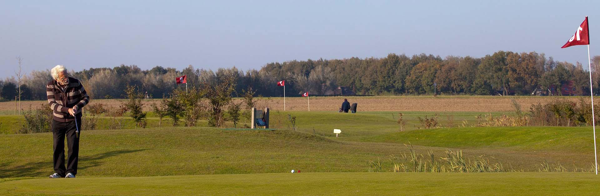 Golfen, Ontspannen, Onthaasten  Regio Achterhoek - Liemers