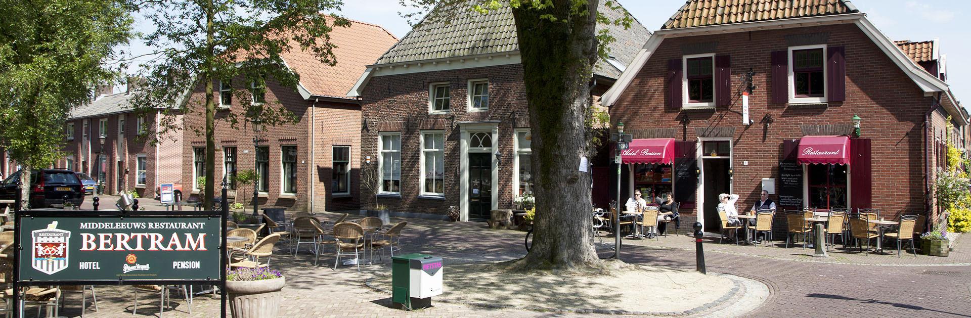 Hotel Restaurant Bertram - Bredevoort Regio Achterhoek - Liemers