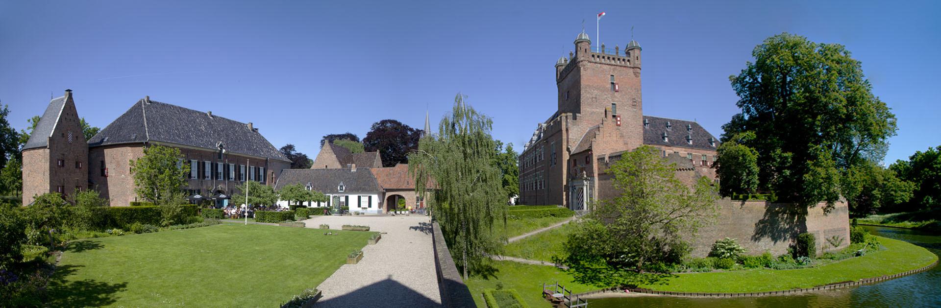 Kastelen en Landhuizen  Regio Achterhoek - Liemers