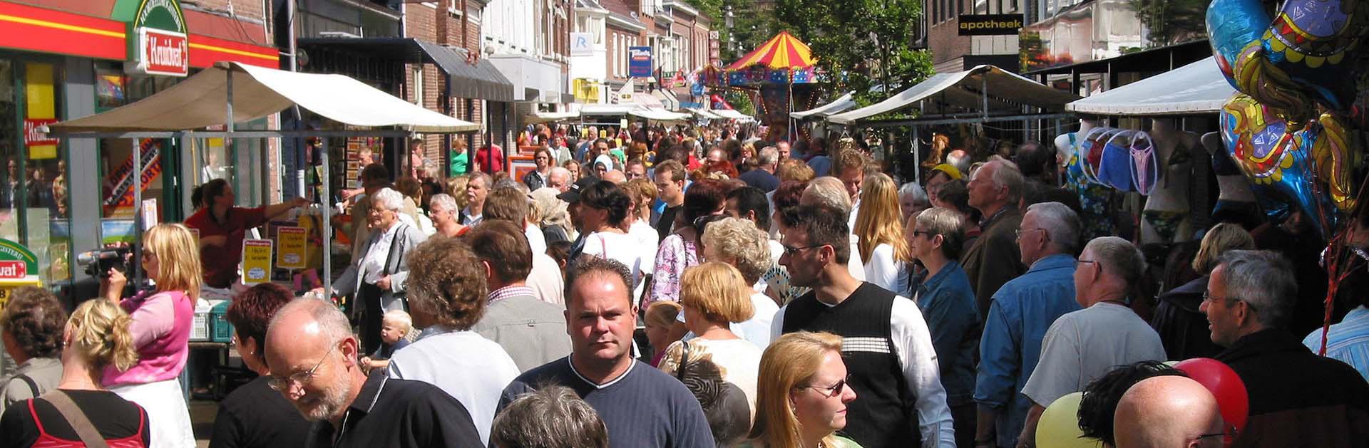 Jaarmarkten Braderieën  Regio Achterhoek - Liemers