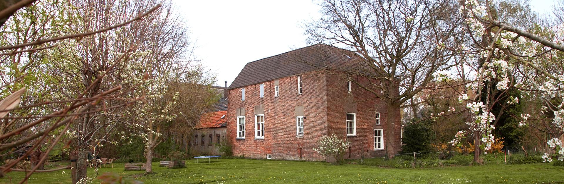 Huis Rijswijk - Groessen