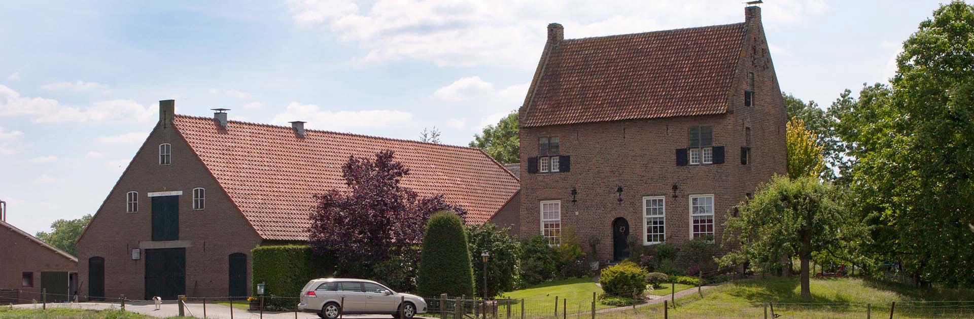 Havezate 't Spieker - Vierakker Regio Achterhoek - Liemers