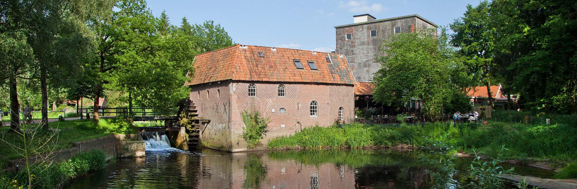 Berenschot 's Watermolen - Winterswijk Woold Regio Achterhoek - Liemers