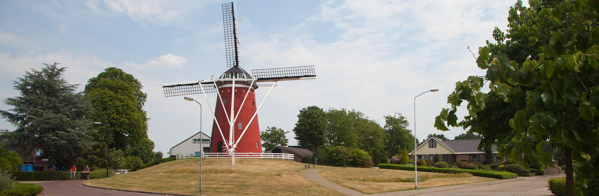 Gerritsens Molen - Silvolde Regio Achterhoek - Liemers