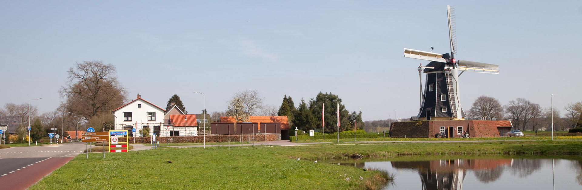 Molen Bataaf - Winterswijk Regio Achterhoek - Liemers