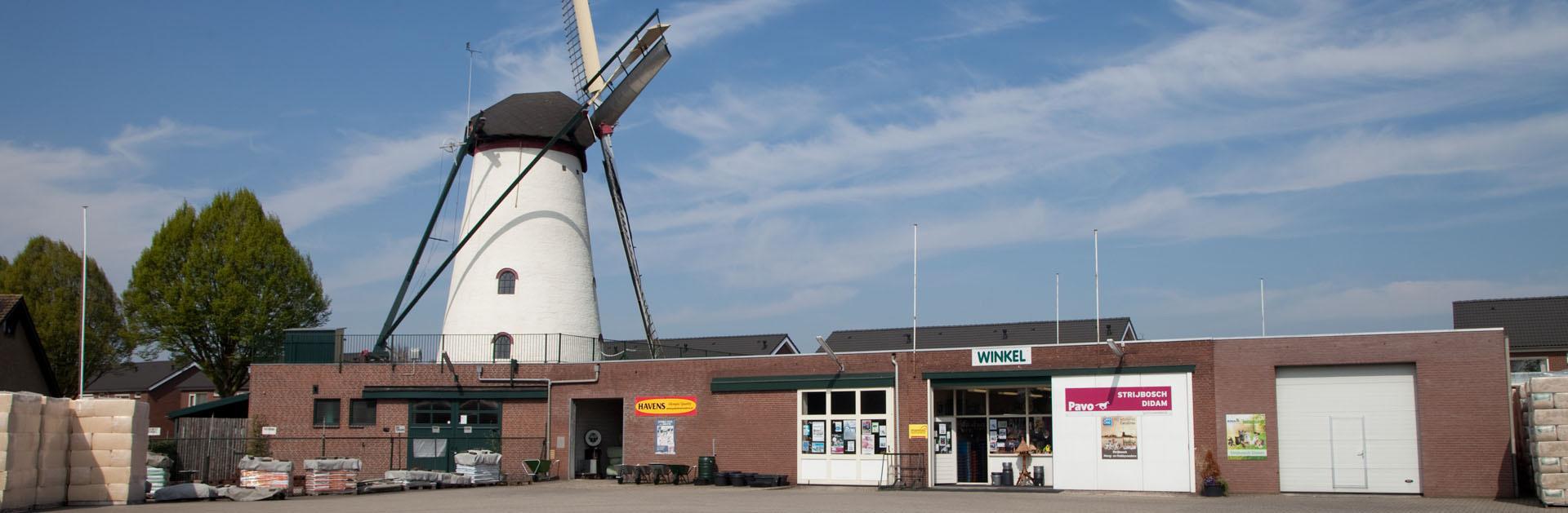 St. Martinusmolen - Didam