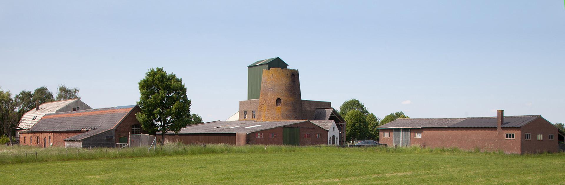 De molen van Berntsen - Loerbeek