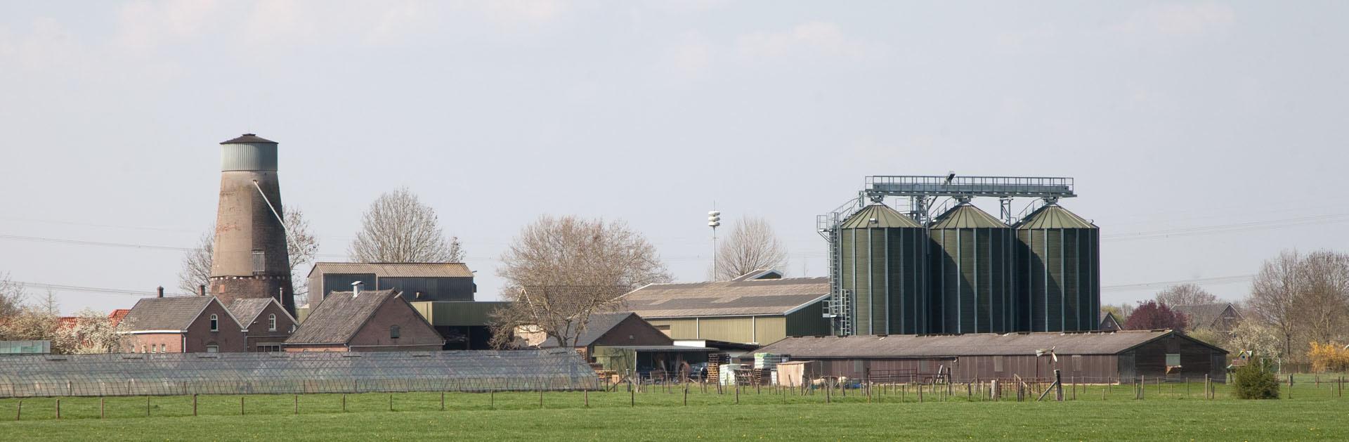 De Welvaart - Groessen