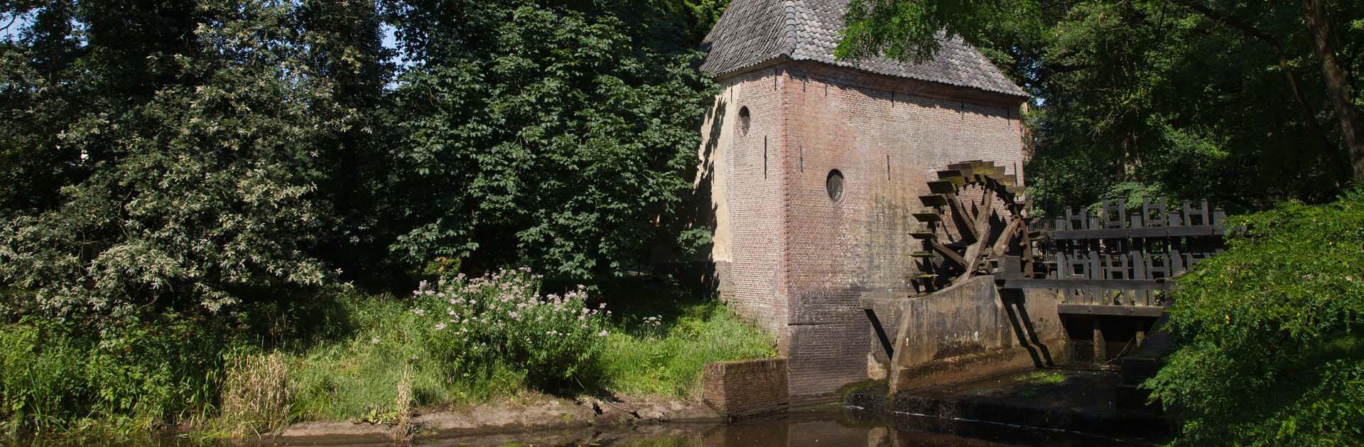 Watermolen Kasteel Hackfort - Vorden Regio Achterhoek - Liemers