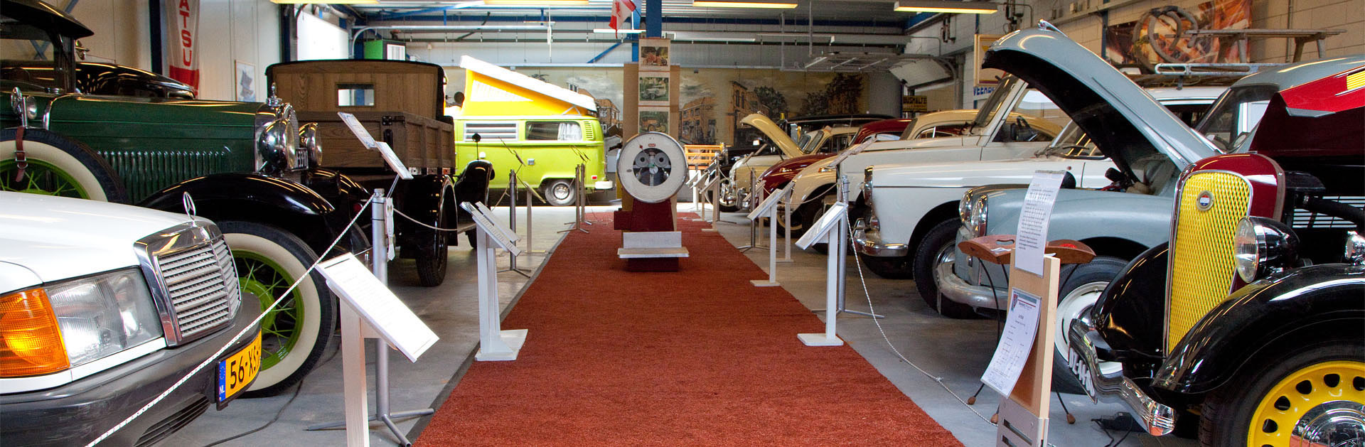 Achterhoeks Oldtimer Museum - Dinxperlo Regio Achterhoek - Liemers