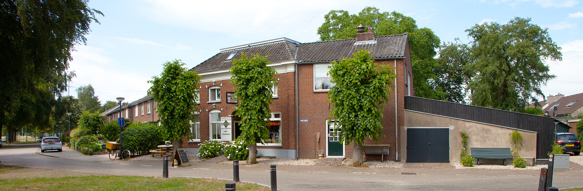 Museumwinkel Halte Bontebrug - Silvolde