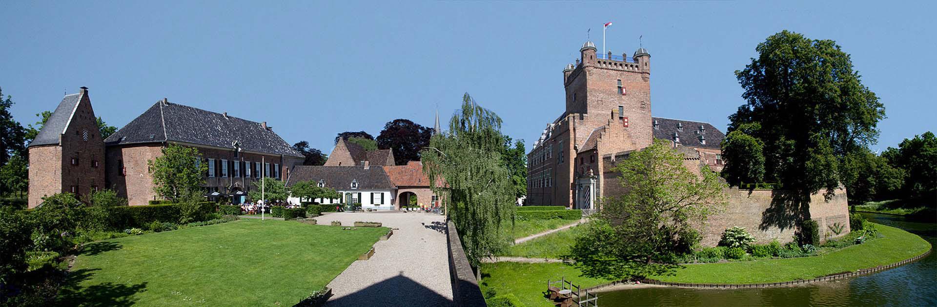 Kasteel huis Bergh - 's-Heerenberg