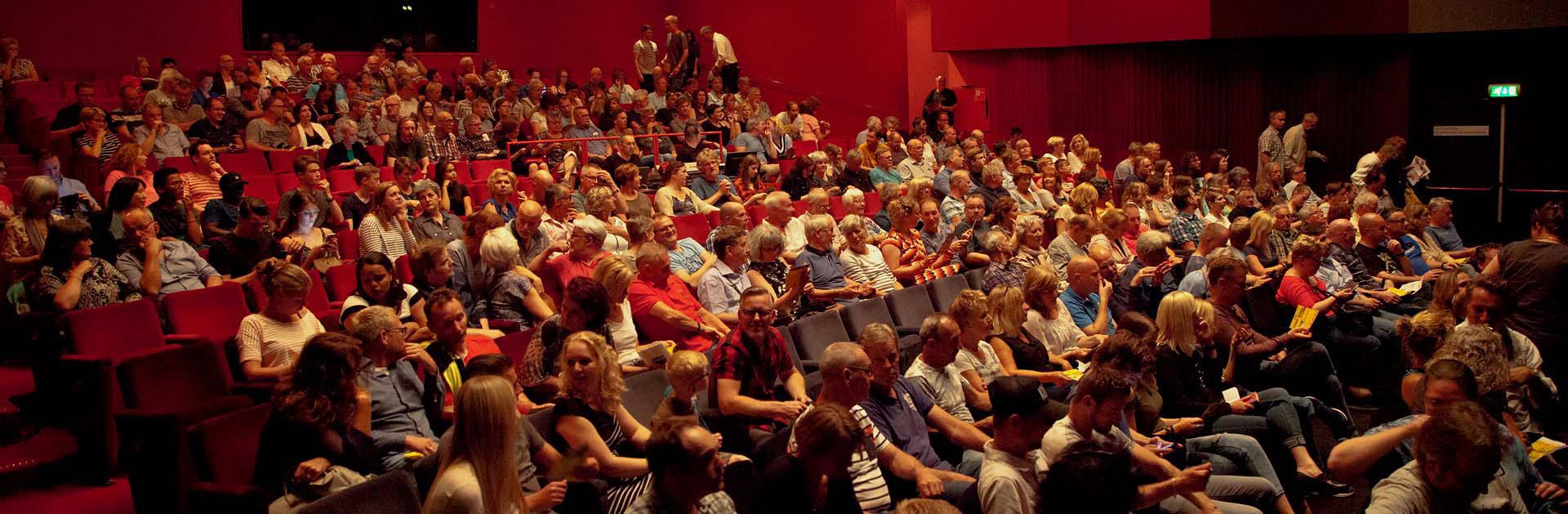 Theaters en Podia Achterhoek - Liemers