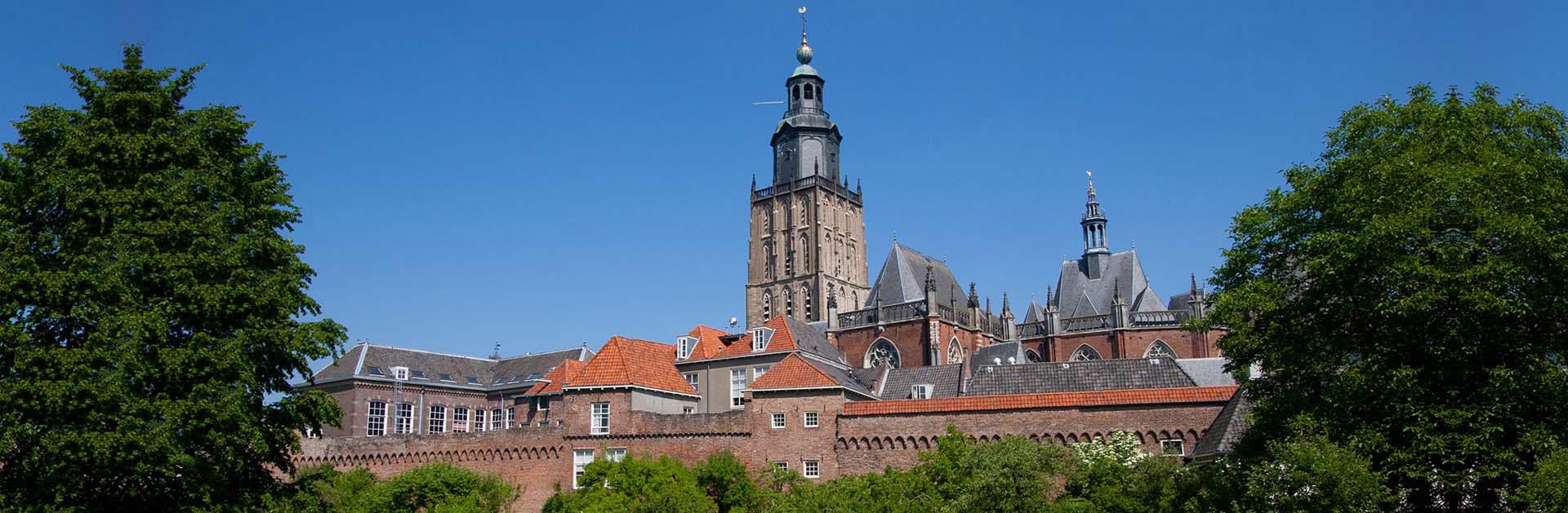 Zutphen - Hanzestad - Torenstad  Regio Achterhoek - Liemers