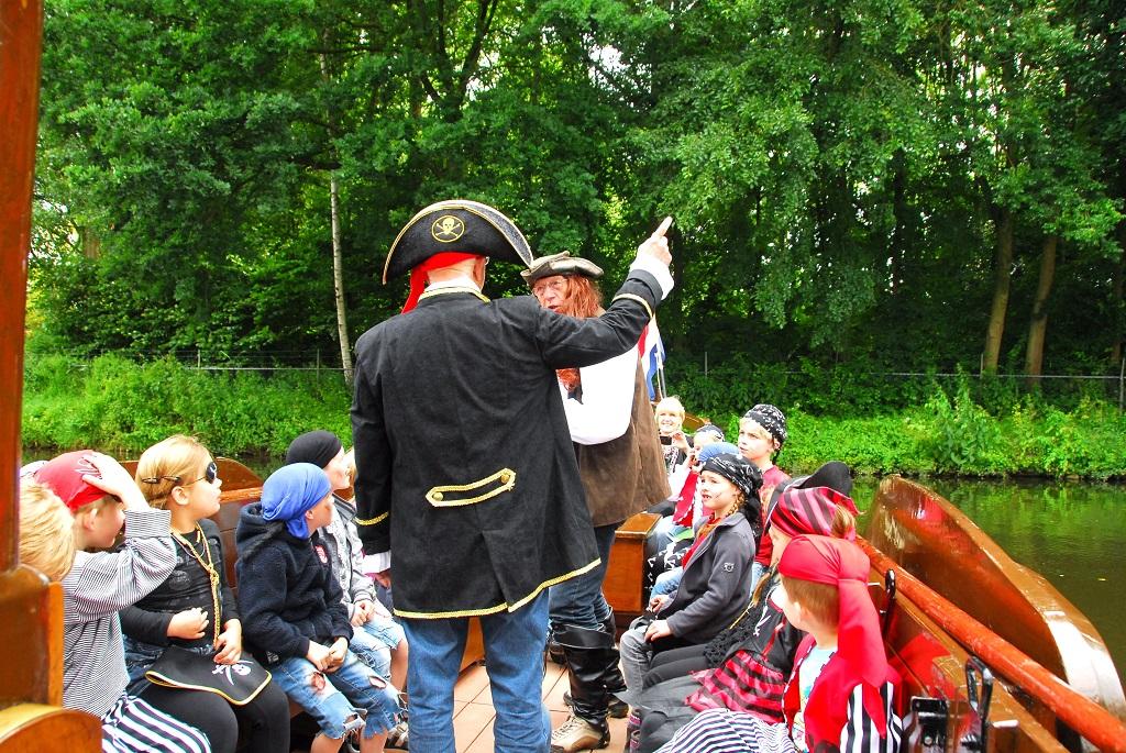 De Berkelzomp Jappe - Borculo - Piratentocht Regio Achterhoek - Liemers