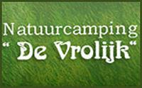 Natuur camping de Vrolijk in Laren