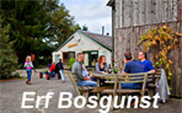 Groepsaccommodatie Erf Bosgunst in Hengelo