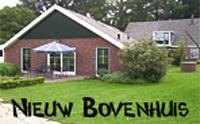 Vakantieverblijven Nieuw Bovenhuis - Winterswijk  Regio Achterhoek - Liemers